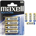 4 x Baterie Maxell Alkaiczne LR6 AA 1,5V Power (1)