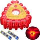 LAMPA OSTRZEGAWCZA LED BŁYSKOWA FLARA KOGUT MAGNES (1)