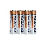 4 x Baterie Alkaiczne Megacell LR03 AAA IDEALNE DO PULSOMETRÓW ! (2)