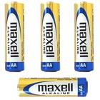4 x Baterie Maxell Alkaiczne LR6 AA 1,5V Power (2)
